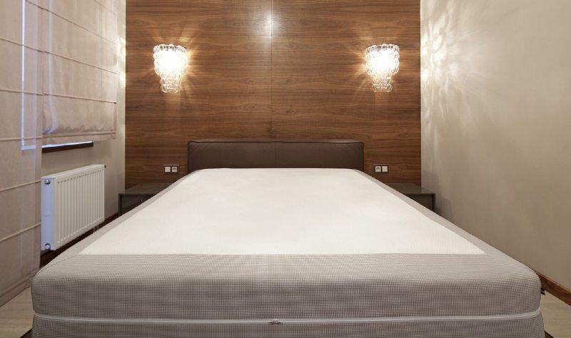 Спальня в хрущевке (50)