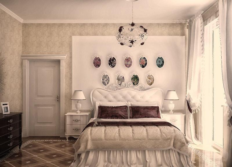 Спальня в хрущевке (55)