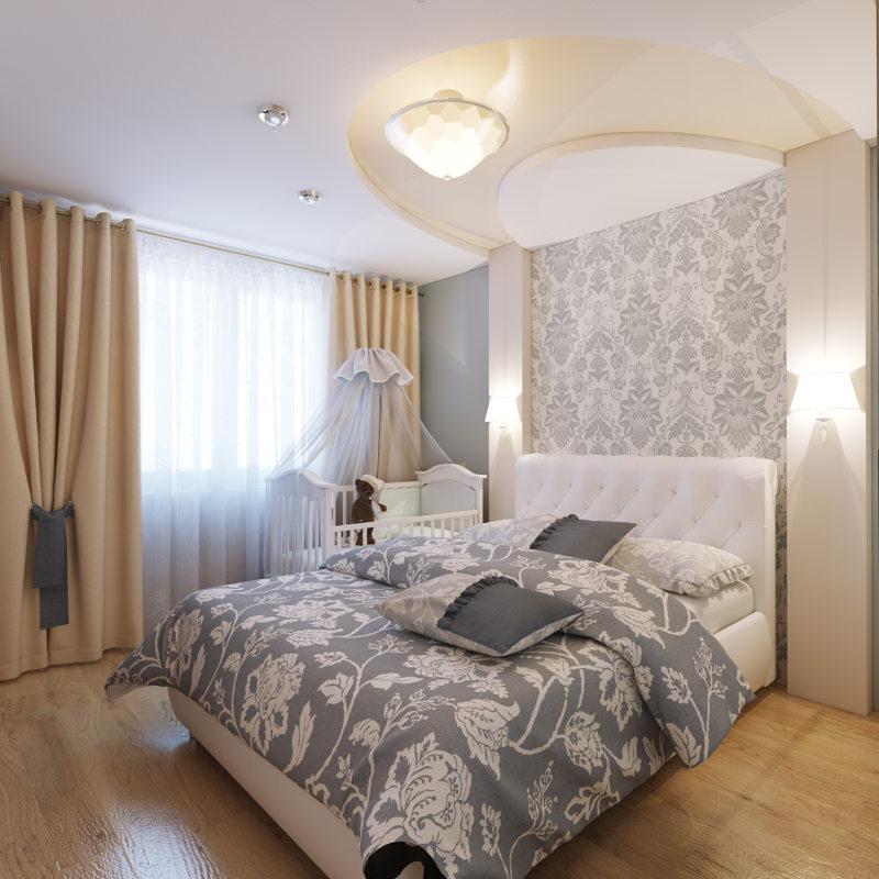 Дизайн спальни 11 кв.м фото хрущевка