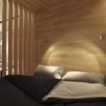 Спальня в однокомнатной квартире (3)