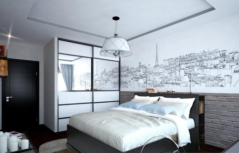 спальня в стиле лофт правила идеального сочетания 65 фото дизайна