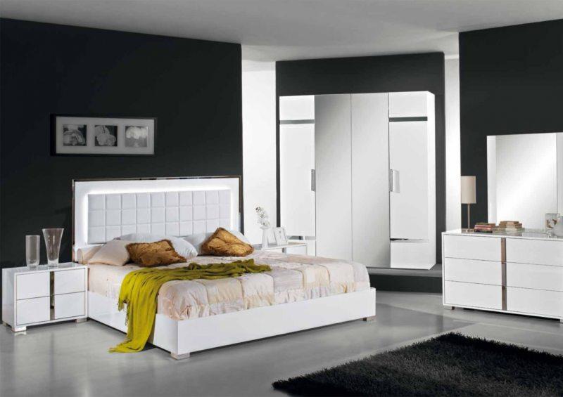 Спальня в стиле модерн (1)