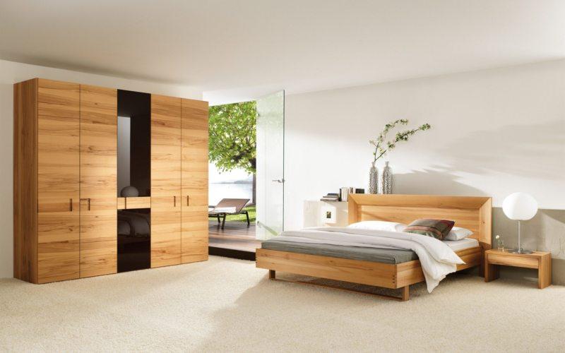 Спальня в стиле модерн (17)