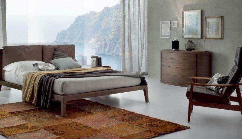 Спальня в стиле модерн (25)
