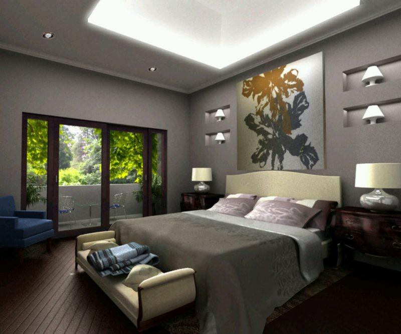 Спальня в стиле модерн (3)