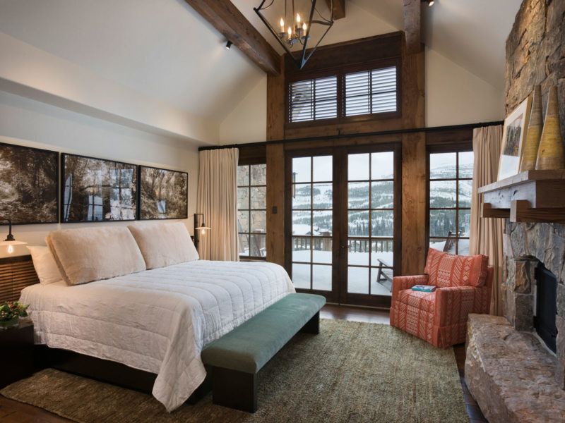 Спальня в стиле модерн (4)