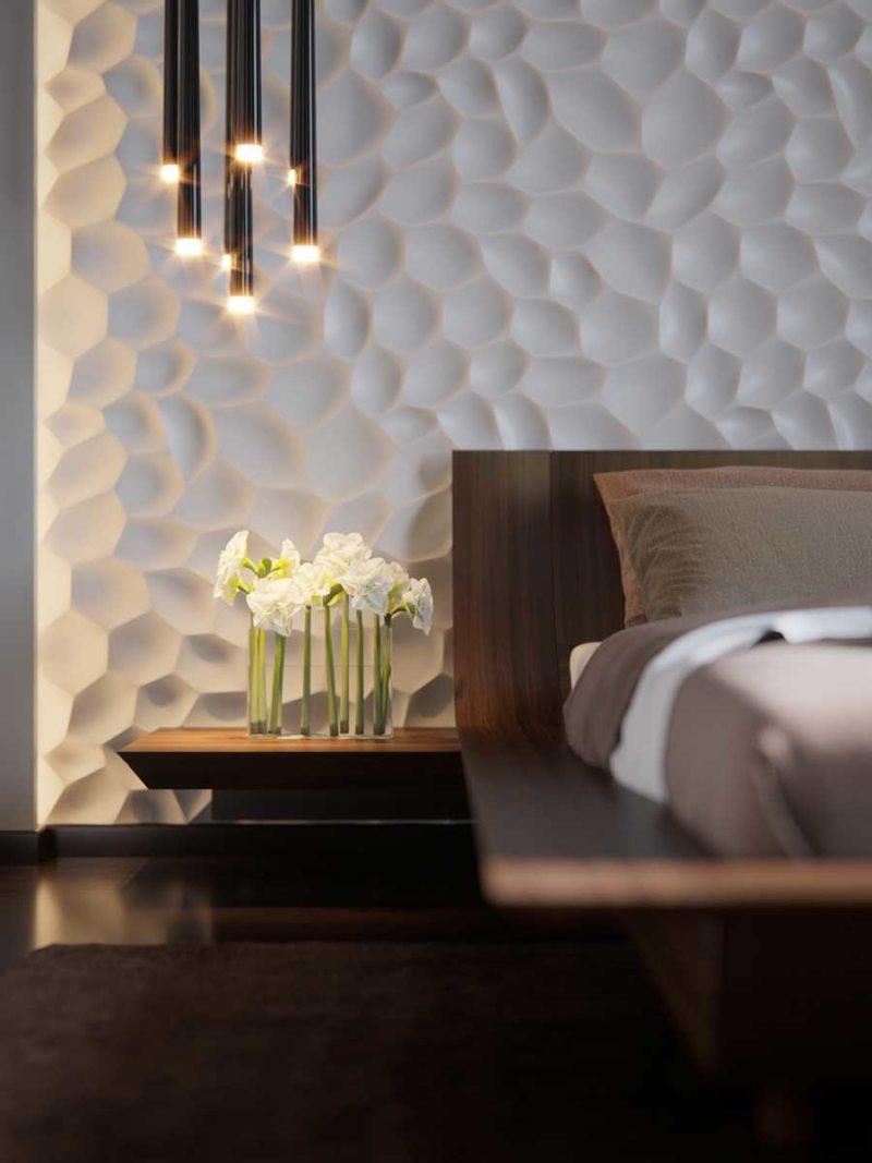 Спальня в стиле модерн (5)