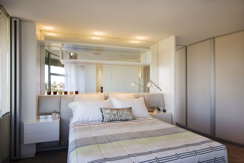 Спальня в стиле модерн (8)