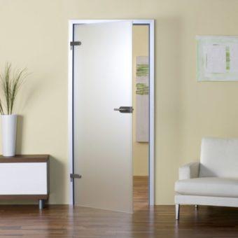 Стеклянные двери в интерьере — какие выбрать? Обзор популярных новинок + 75 фото дизайна