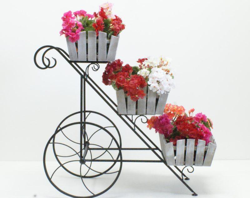 Своими руками оригинальные подставки под цветы