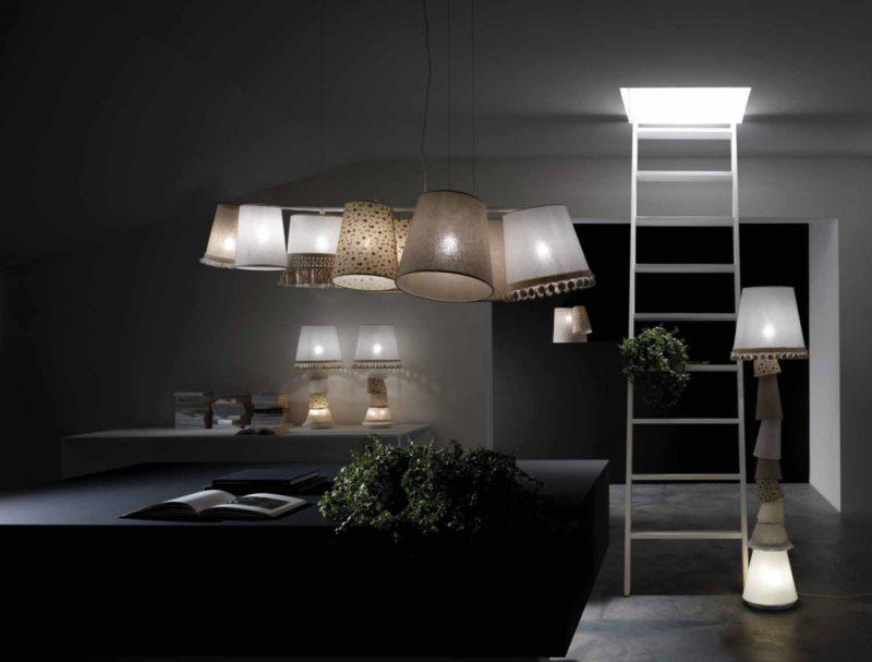 Свет в спальне (25)