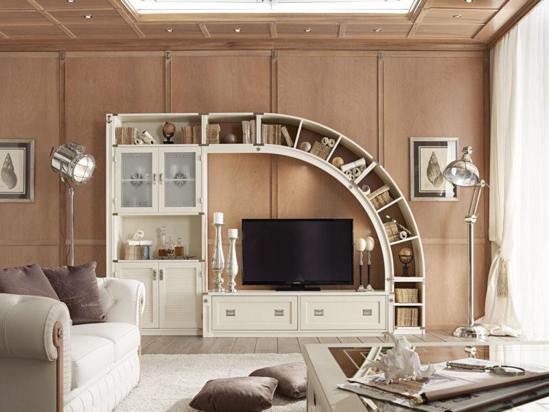 Телевизор в гостиной (15)