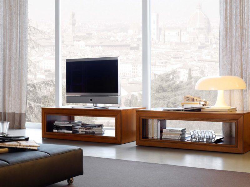 Телевизор в гостиной (28)