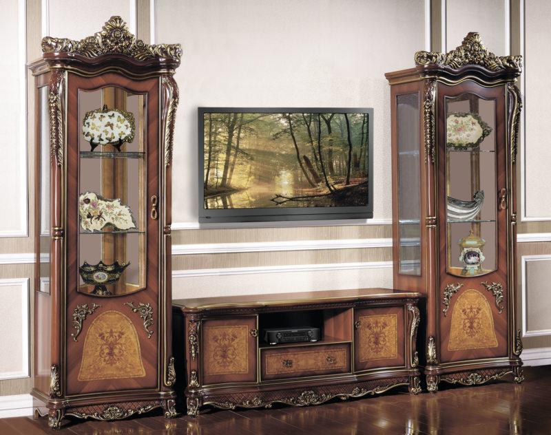 Телевизор в гостиной (4)