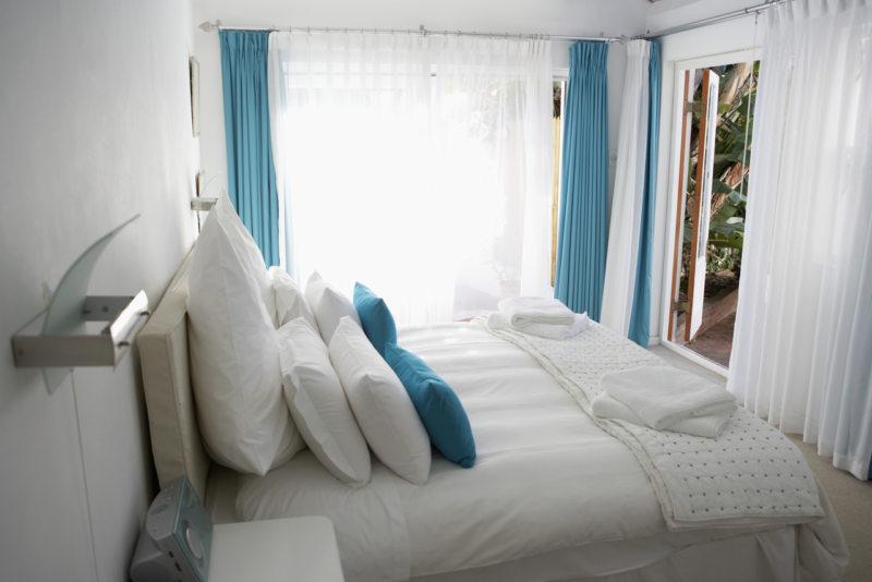Тюль в спальню (50)
