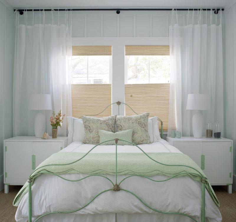 Тюль в спальню (61)