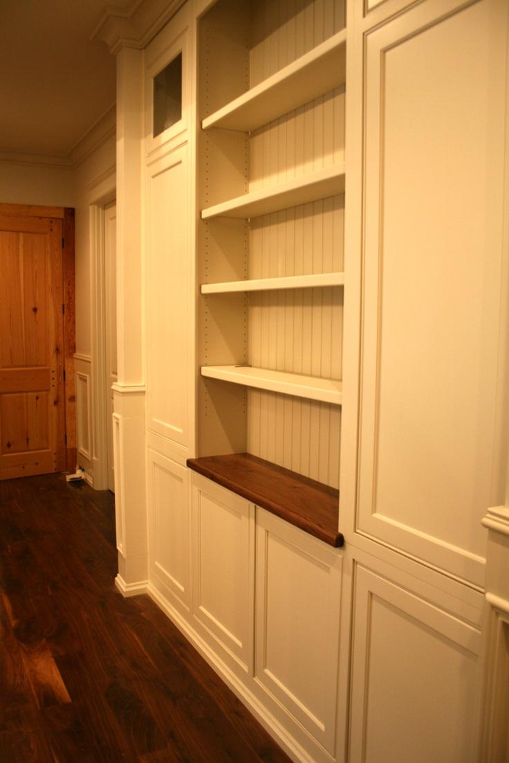 Встроенный шкаф в прихожую (14)