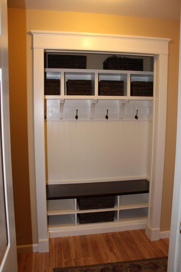 Встроенный шкаф в прихожую (17)