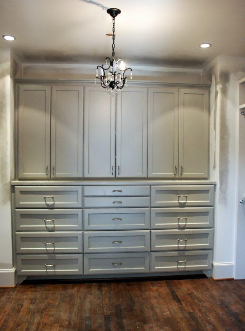 Встроенный шкаф в прихожую (26)