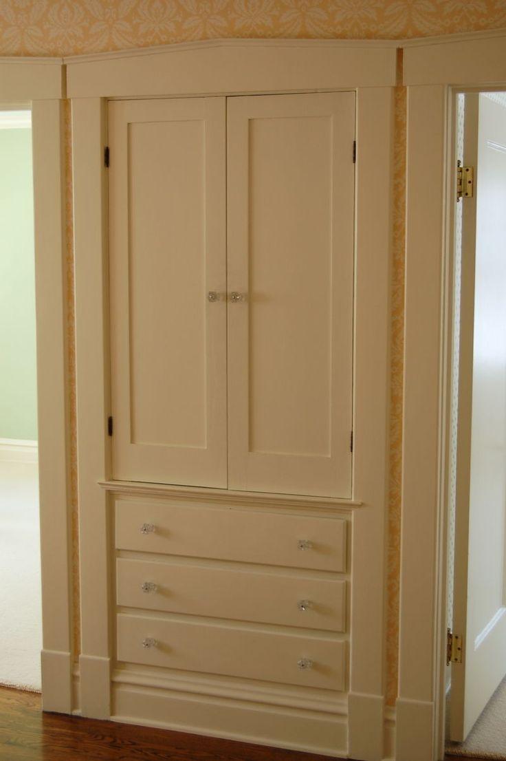 Встроенный шкаф в прихожую (28)