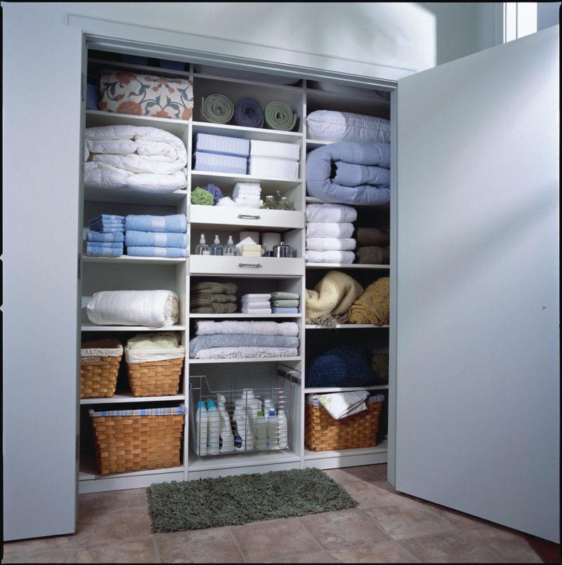 Встроенный шкаф в прихожую (34)