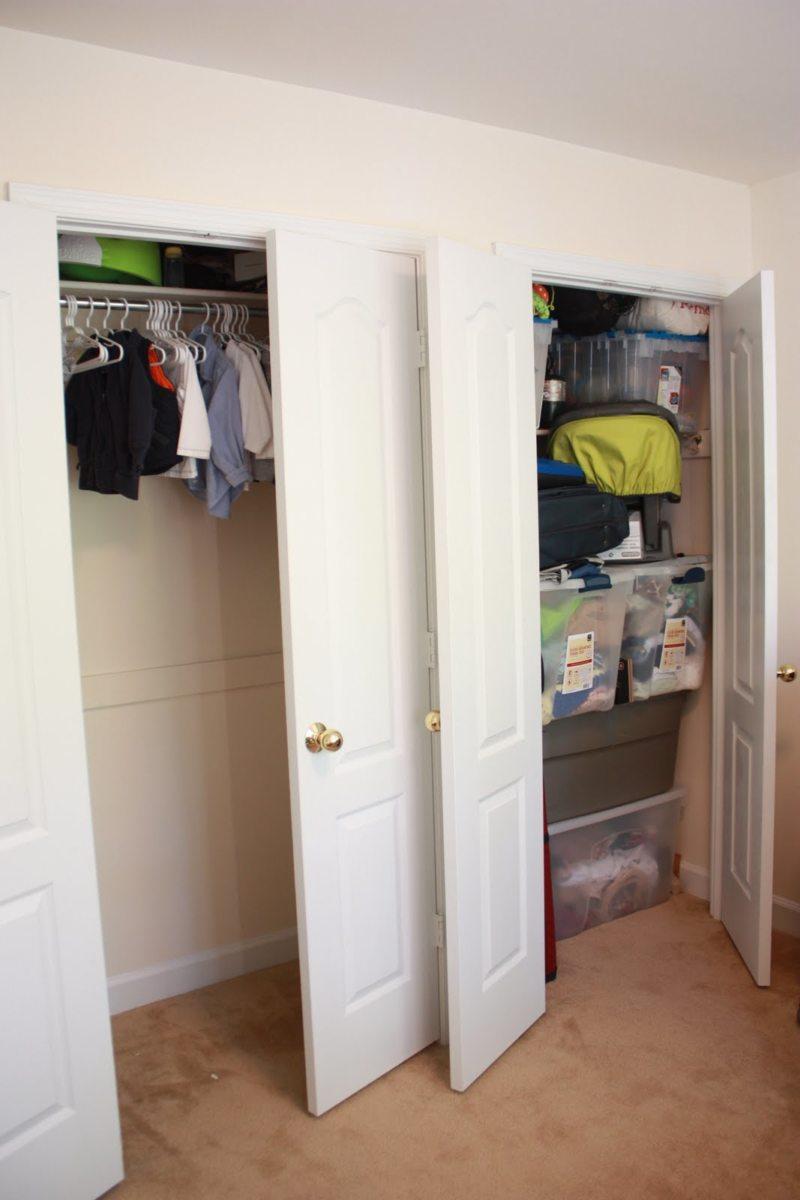 Встроенный шкаф в прихожую (36)