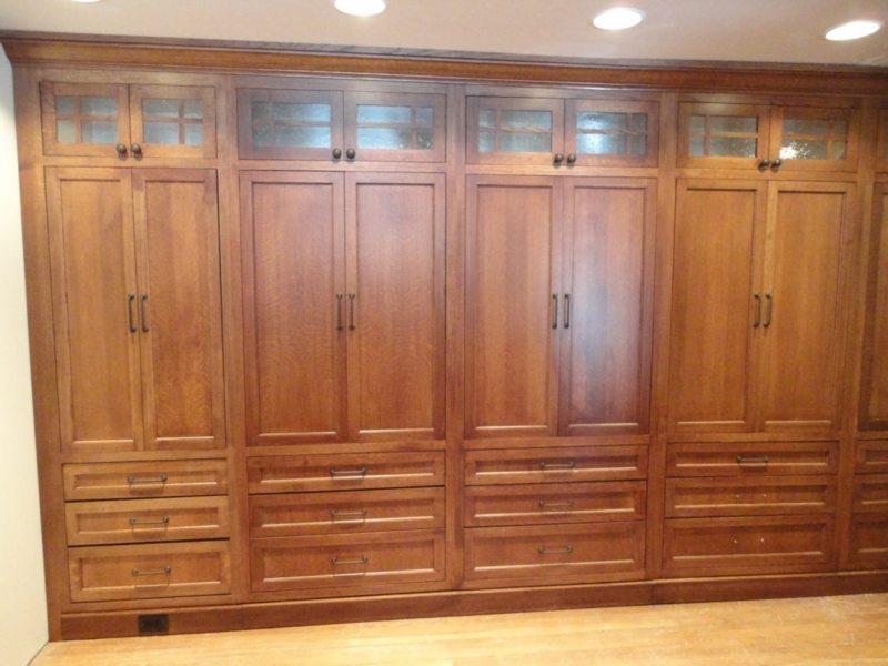 Встроенный шкаф в прихожую (58)