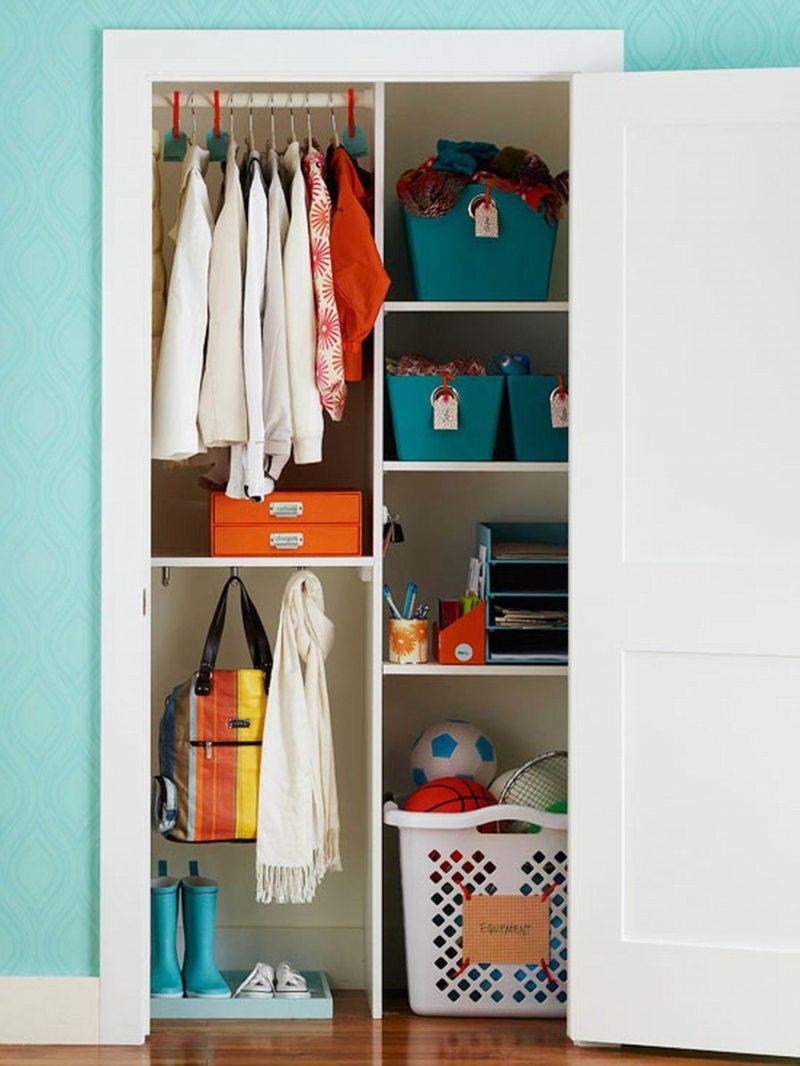 Встроенный шкаф в прихожую (8)