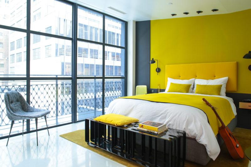 Желтая спальня (25)