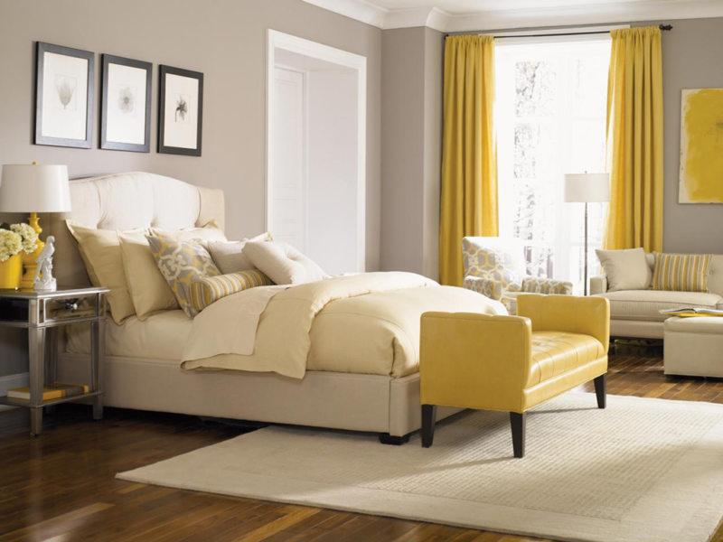 Желтая спальня (26)