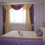 Занавески в спальню (24)