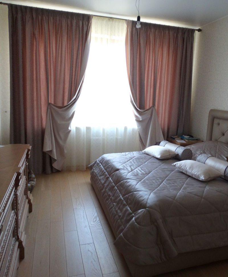 Занавески в спальню (25)