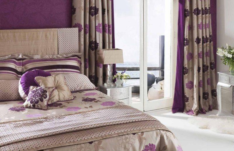 Занавески в спальню (3)