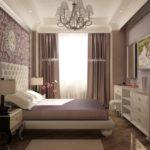 Занавески в спальню (4)