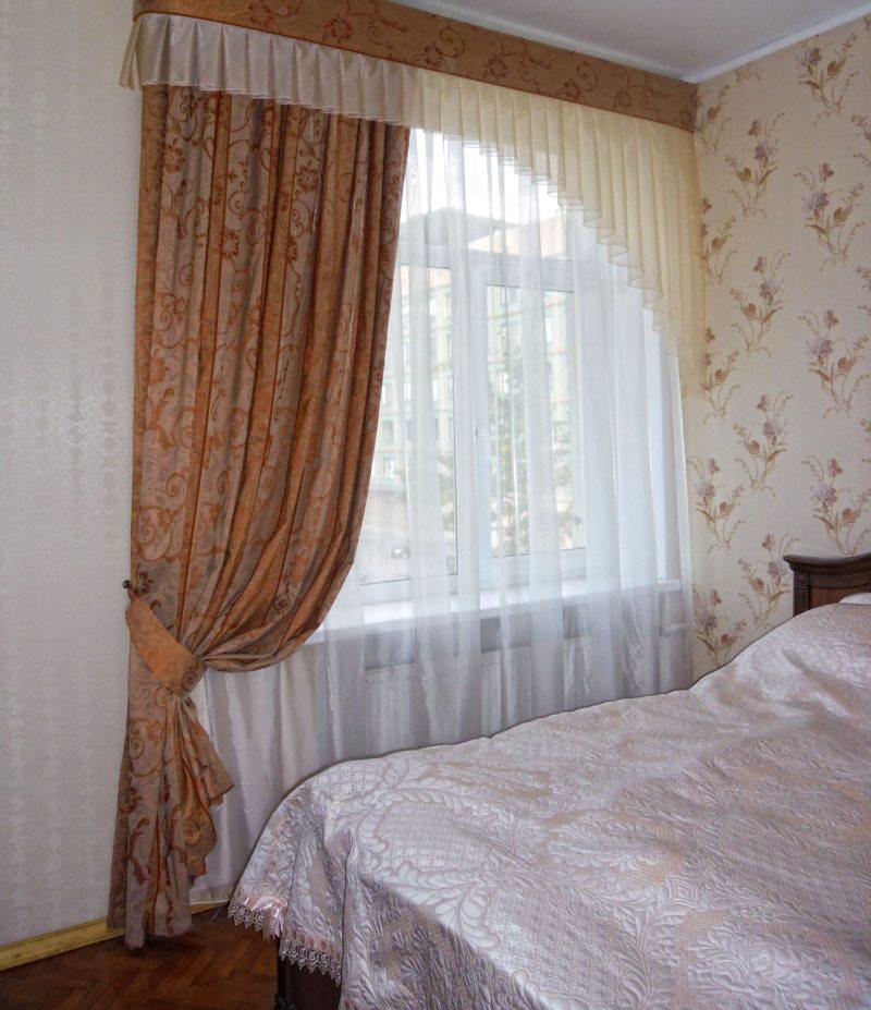 Занавески в спальню (42)