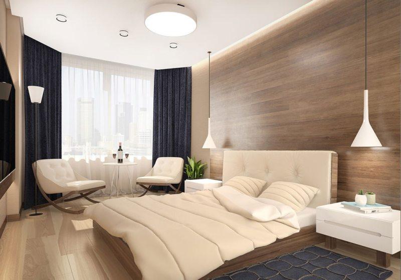 Занавески в спальню (8)