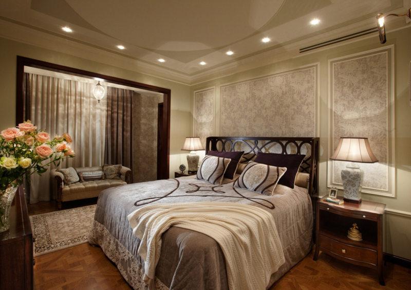 Фото реальных спален для девушки