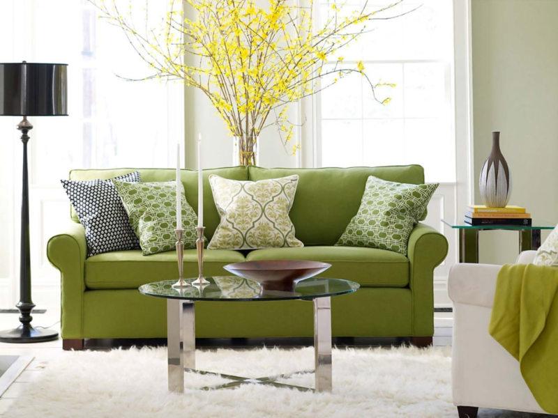 Новинки дизайнов диванов