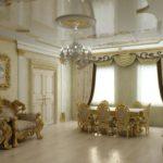 гостиная в стиле барокко (16)