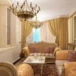 гостиная в стиле барокко (24)