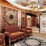 гостиная в стиле барокко (32)