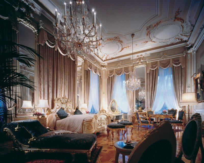гостиная в стиле барокко (33)