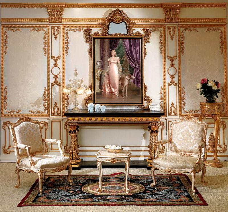 гостиная в стиле барокко (34)