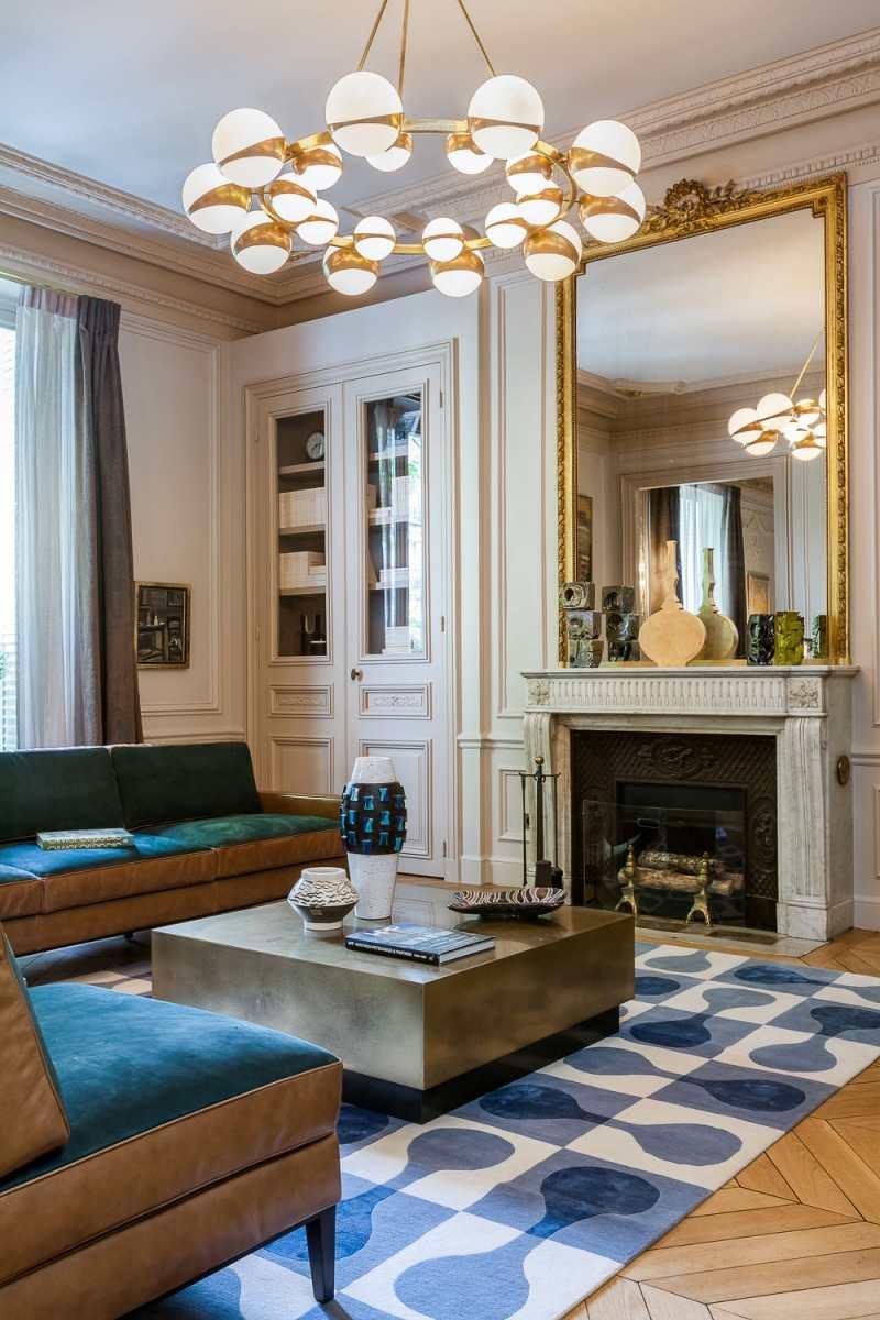 гостиная в стиле барокко (47)