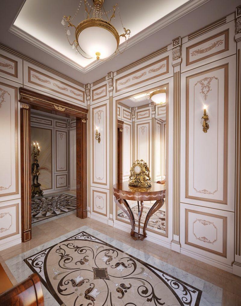 гостиная в стиле барокко (53)