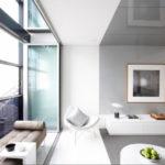 гостиная в светлых тонах (4)
