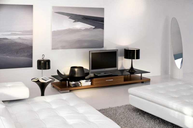 гостинная совмещенная со спальней (3)
