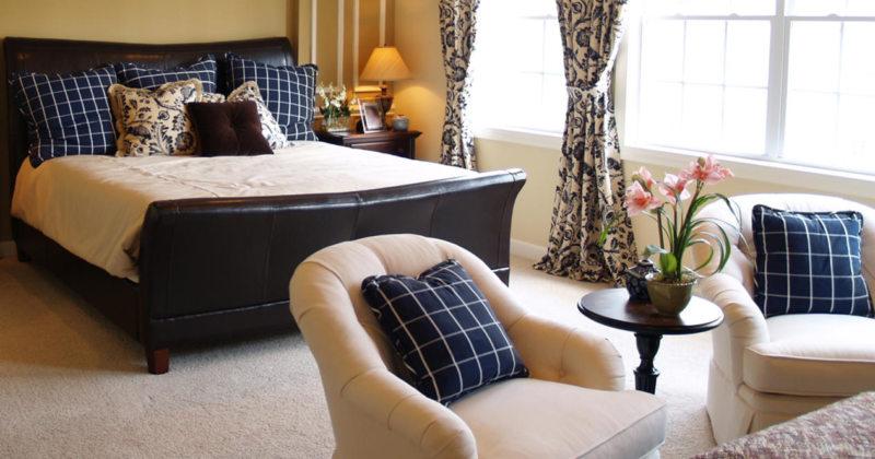 гостинная совмещенная со спальней (39)