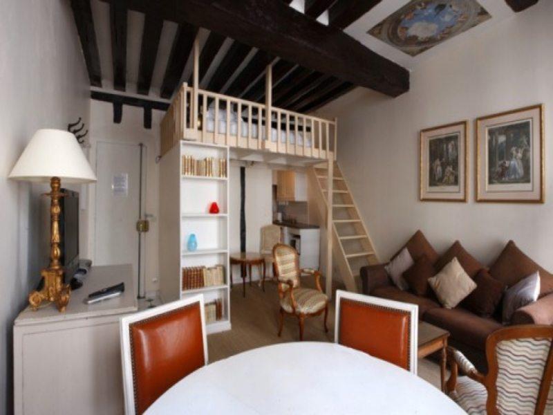 гостинная совмещенная со спальней (45)