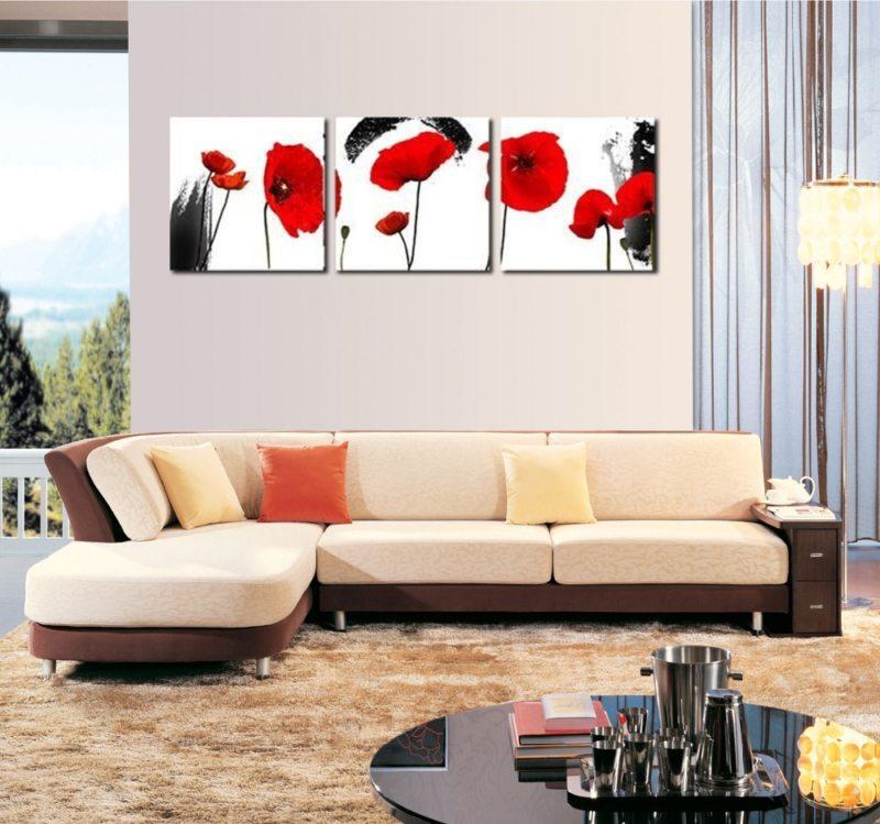картины для гостиной (3)